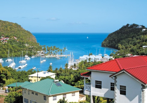 St Lucia Caribbean Weddings